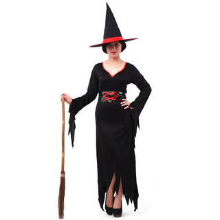 Halloween Witch Female Party Cosplay Costume