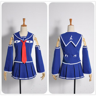 Arpeggio of Blue Steel Iona Cosplay Costume