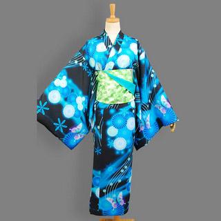 VOCALOID Vocaloid Project DIVA-f Hatsune miku Kimono Cosplay Costume