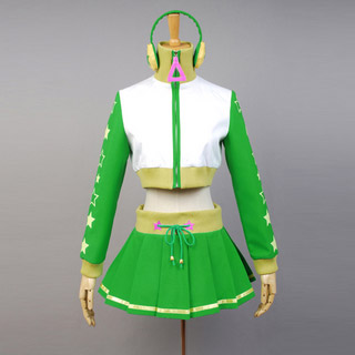 VOCALOID Vocaloid -Project DIVA- 2nd Hatsune miku Cosplay Costume