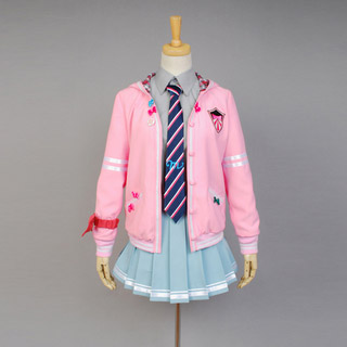 VOCALOID Vocaloid Project DIVA-f 初音ミク 学園制服 コスプレ衣装