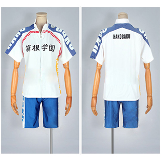 Yowamushi Pedal Hakone High School Cosplay Costume