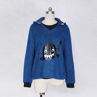 Free! Rin Matsuoka Shark Cosplay Costume