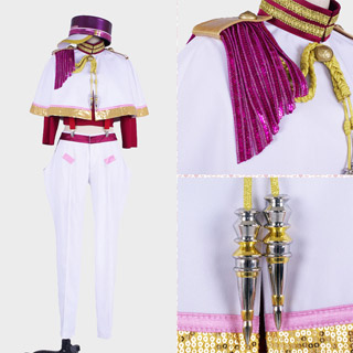 Uta no Prince-sama Syo Kurusu Cosplay Costume Luxury version2