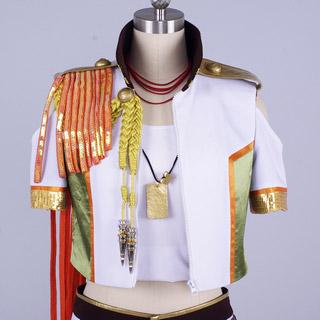 うたの☆プリンスさまっ♪ マジLOVE2000% 神宮寺 レン  コスプレ衣装 豪華バージョン