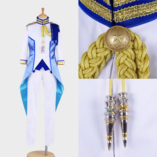 Uta no Prince-sama Masato Hijirikawa Cosplay Costume Luxury version2