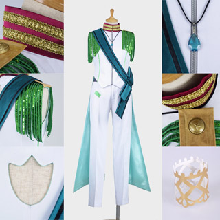 Uta no Prince-sama Cecil Aijima Cosplay Costume Luxury version
