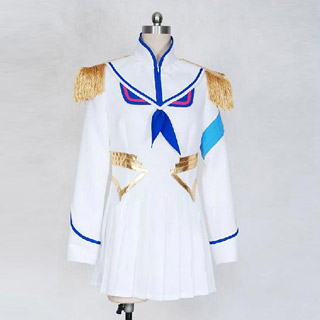 キルラキル KILL la KILL 鬼龍院 皐月(きりゅういん さつき) コスプレ衣装