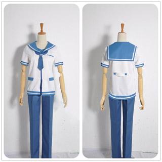 Nagi no Asukara Hikari Sakishima Cosplay Costume
