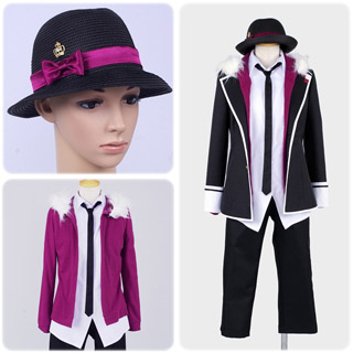 DIABOLIK LOVERS Light Sakamaki Cosplay Costume ver2