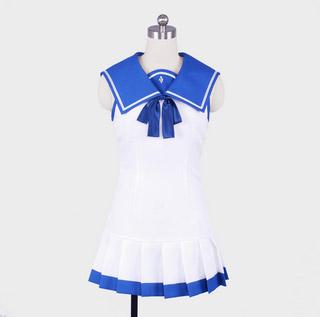 Nagi no Asukara Manaka Mukaido Cosplay Costume