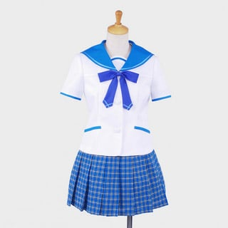 Strike the Blood Yukina Himeragi Cosplay Costume
