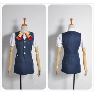 うたの☆プリンスさまっ♪ Shining Airlines 七海 春歌(ななみ はるか) コスプレ衣装