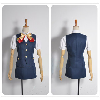 Uta no Prince-sama Shining Airlines Haruka Nanami Cosplay Costume