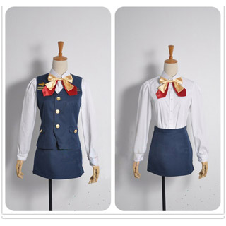 Uta no Prince-sama Shining Airlines Tomochika Shibuya Cosplay Costume