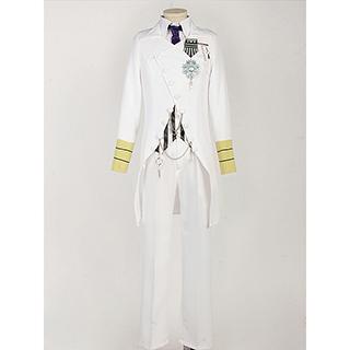 うたの☆プリンスさまっ♪ マジLOVE2000% 白い徽章 聖川 真斗(ひじりかわ まさと) コスプレ衣装