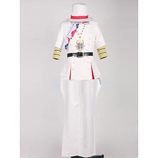 Uta no Prince-sama White emblem Syo Kurusu Cosplay Costume