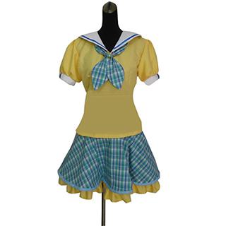Aikatsu! Aoi Kiriya Cosplay Costume