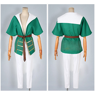 Magi Labyrinth Section Yunan Cosplay Costume