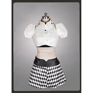 Miss Monochrome Miss Monochrome Cosplay Costume