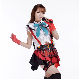 Love Live! Hanayo Koizumi Cosplay Costume