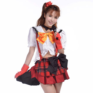 Love Live! Honoka Kosaka Cosplay Costume