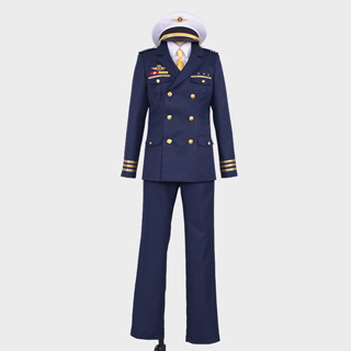 Uta no Prince-sama Shining Airlines Newcomer Suit Cosplay Costume Shining AirlinesVer.R