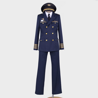 Uta no Prince-sama Shining Airlines Senior pilot Cosplay Costume Shining AirlinesVer.Q