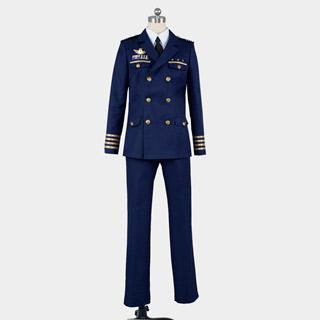 うたの☆プリンスさまっ♪  Shining Airlines 先輩パイロット コスプレ衣装  Shining AirlinesVer.Q 先輩Ver.Q風
