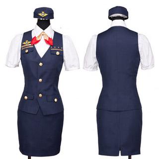 うたの☆プリンスさまっ♪ Shining Airlines 七海 春歌(ななみ はるか) コスプレ衣装 ver2