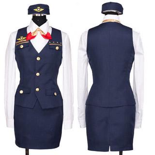 うたの☆プリンスさまっ♪ Shining Airlines 渋谷 友千香(しぶや ともちか) コスプレ衣装 ver2