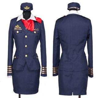 うたの☆プリンスさまっ♪ Shining Airlines 月宮 林檎(つきみや りんご) コスプレ衣装 ver2
