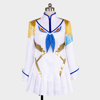 Kill la Kill Satsuki Kiryuin Navy Sailor Uniform Cosplay Costume