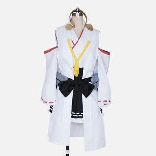 艦隊これくしょん -艦これ- 艦娘(かんむす) 金剛(こんごう) コスプレ衣装