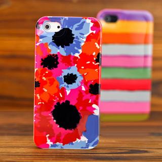 花模様 iPhone5s ケース プラスチック 携帯ケース