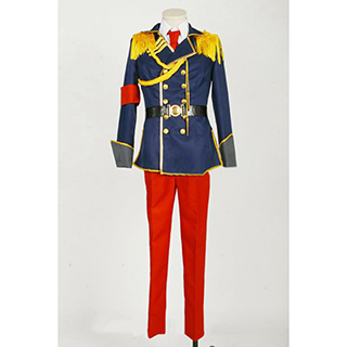 K Project Misaki Yata Spoon Army Coat Cosplay Costume
