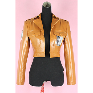 Attack on Titan Survey Corps outerwear Cosplay Costume