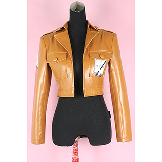 Attack on Titan Training Corps outerwear Cosplay Costume