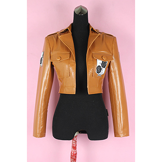 Attack on Titan Garrison outerwear Cosplay Costume