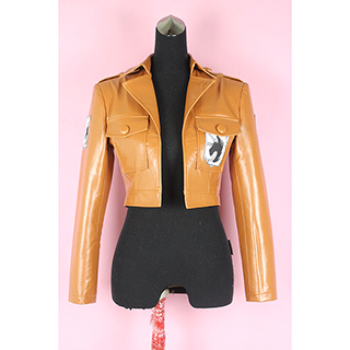 Attack on Titan Military Police Brigade outerwear Cosplay Costume