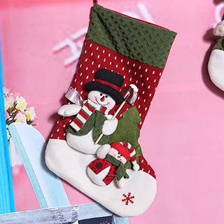 クリスマス クリスマス靴下 雪だるまA クリスマス プレゼント 子供 お祝い 室内装飾 コスプレ衣装
