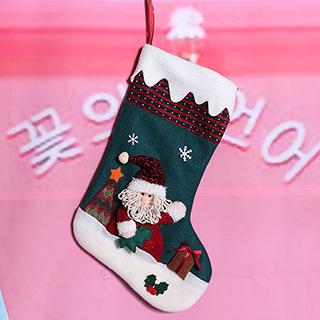 クリスマス クリスマス靴下 サンタクロースB クリスマス プレゼント 子供 お祝い 室内装飾 コスプレ衣装