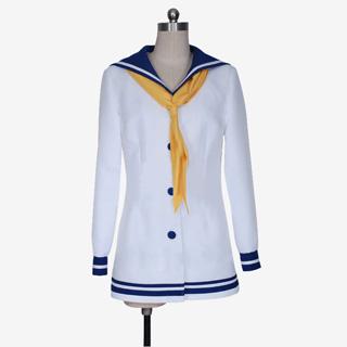 艦隊これくしょん -艦これ- 鶴翼の翼 雪風(ゆきかぜ) コスプレ衣装