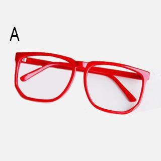 境界の彼方 栗山 未来(くりやま みらい) 眼鏡 メガネ オプショナルAとB コスプレ道具