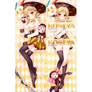 魔法少女まどか☆マギカ 巴 マミ(ともえ マミ) 等身大抱き枕カバー、オリジナル抱き枕カバー、アニメ抱き枕