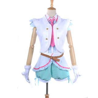 ラブライブ! Snow halation 星空 凛 (ほしぞら りん) コスプレ衣装