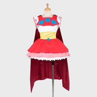 ロボットガールズZ ゲッターロボ(ゲっちゃん) コスプレ衣装