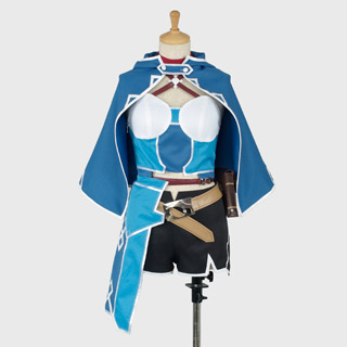 Sword Art Online Hollow Fragment Filia PS Vita Cosplay Costume