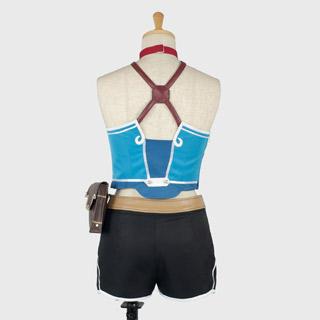 ソードアート・オ ンライン ―ホロウ・フラグメント― フィリア PSVゲーム版   コスプレ衣装