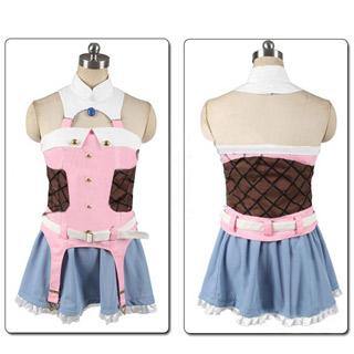 THE IDOLM@STER アイドルマスター 萩原 雪歩(はぎわら ゆきほ) コスプレ衣装